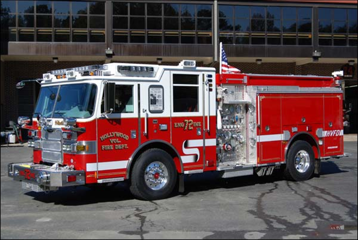 Innovative Rigs On The Street Hollywood S Short Wheelbase Pumper Firehouse