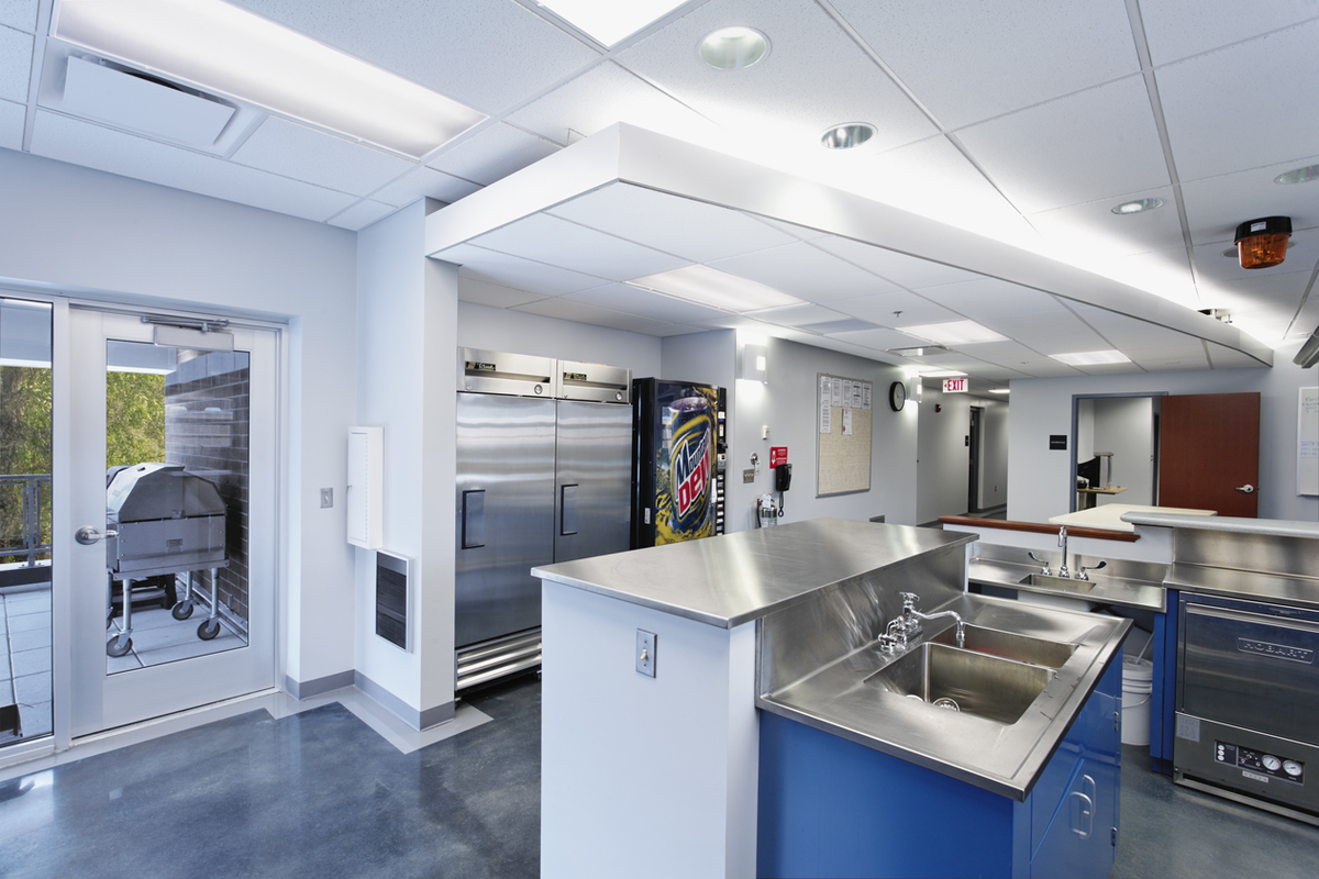 Fire Station Kitchen Design Five Tips To Create A Usable Firehouse Cooking Area Firehouse