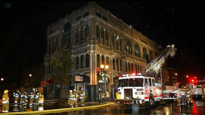 Cedar Falls IA Firefighter Resigns