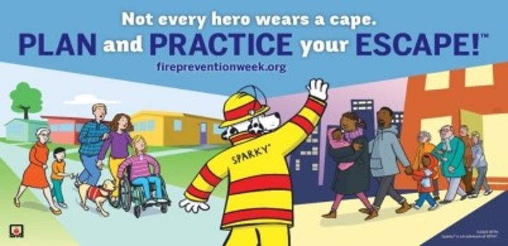 NFPA Announces Theme for Fire Prevention Week   Firehouse