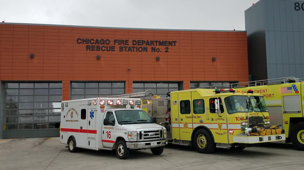 Chicago Fire Department Il