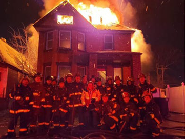 Owners Angered over Detroit Firefighters' Photo of Burning House | Firehouse