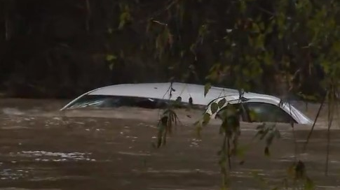 Nc Officials On Floodwaters Search For Kids He Got Away Firehouse