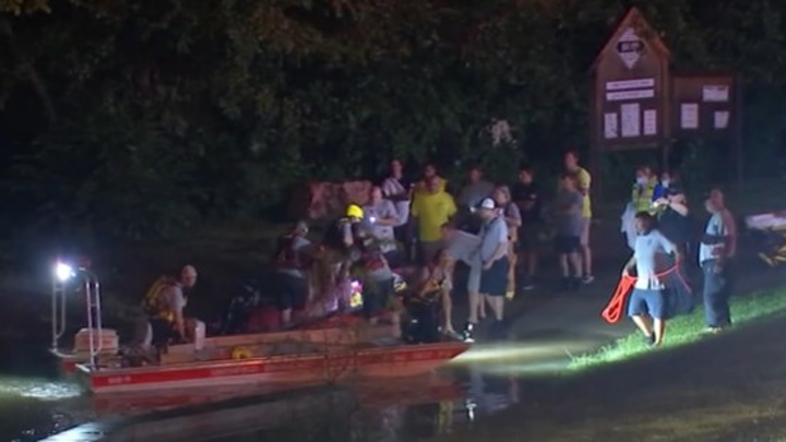 Nc Firefighters Search For Kids After Rescue Boats Capsize Firehouse